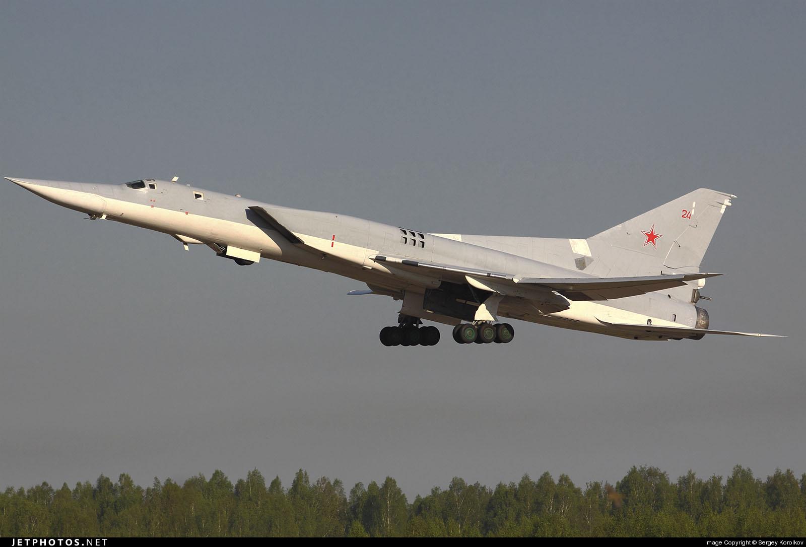 24 - Tupolev Tu-22M3 Backfire - Russia - Air Force