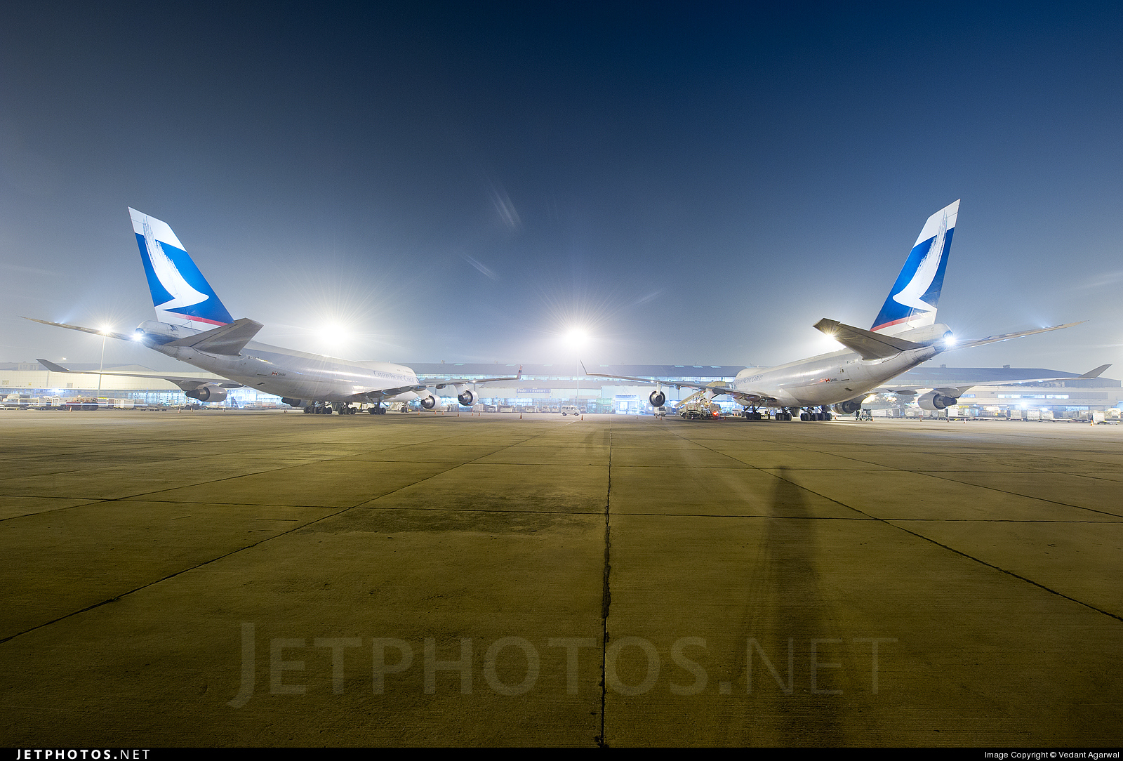 VIDP - Airport - Ramp