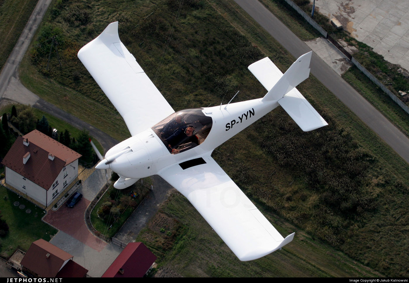 SP-YYN - Aero AT-4 - Private