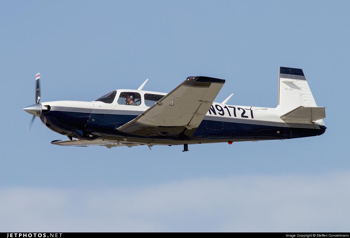 N91727 - Mooney M20M TLS - Private
