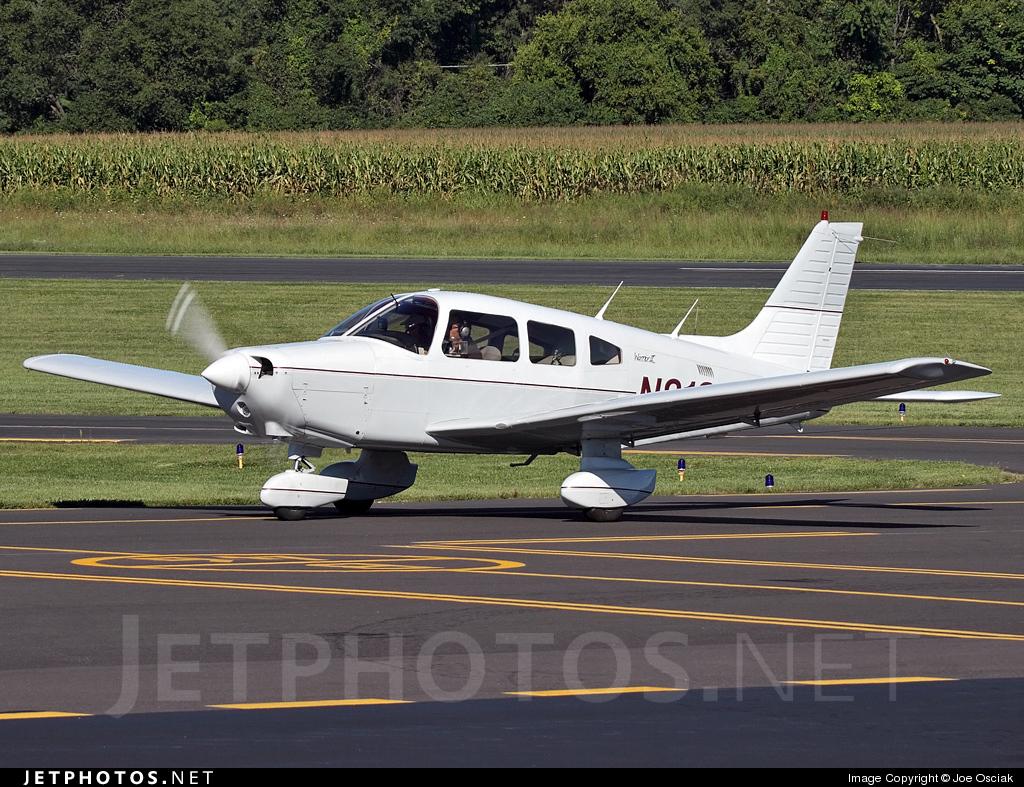 N81843 - Piper PA-28-161 Warrior II - Private
