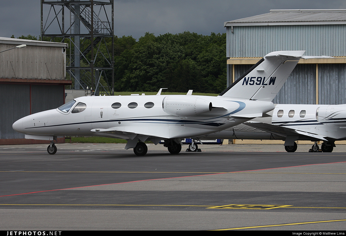 N59LW - Cessna 510 Citation Mustang - Private