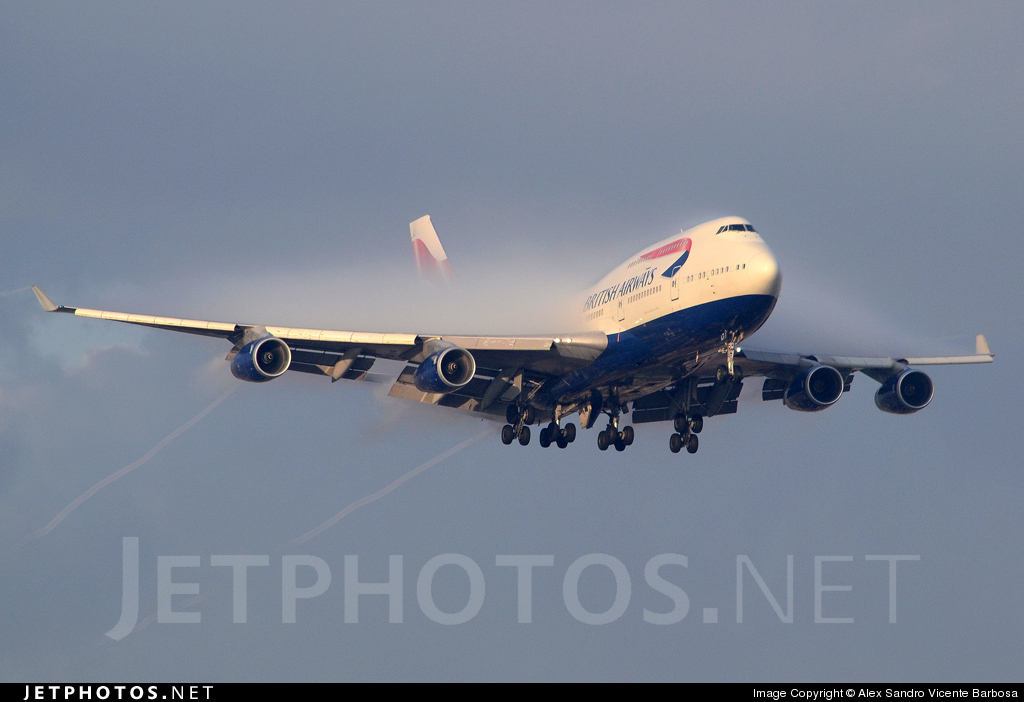 G-BNLT - Boeing 747-436 - British Airways