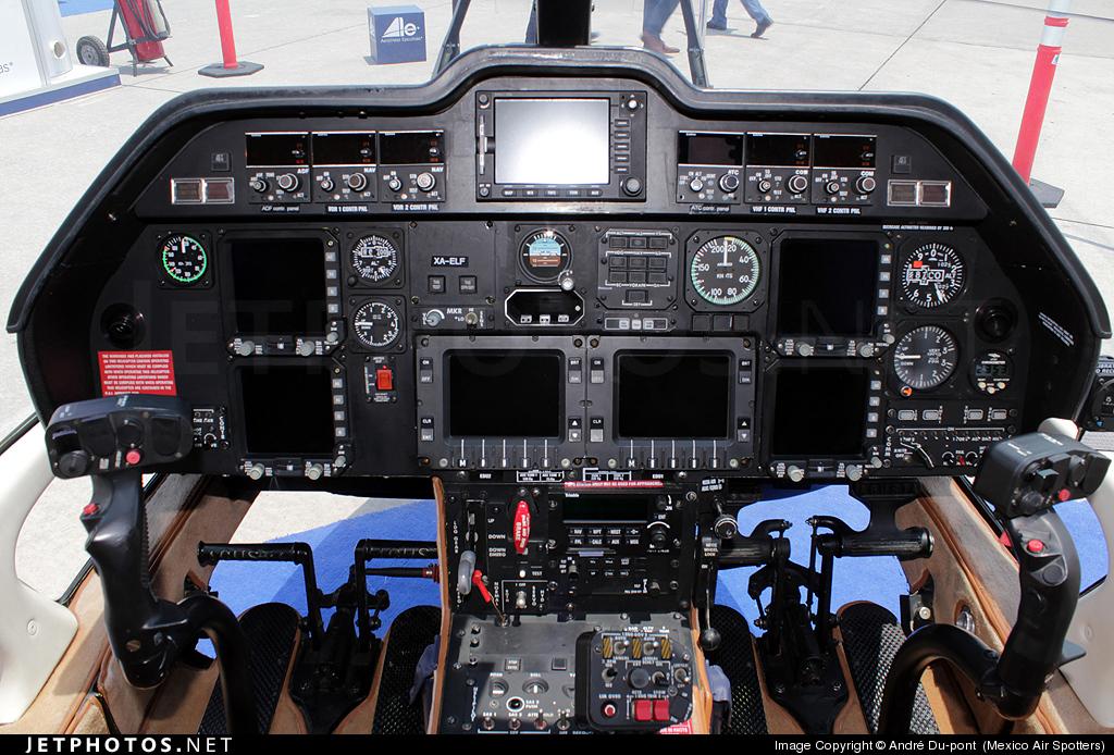 XA-ELF - Agusta A109E Power - Unknown