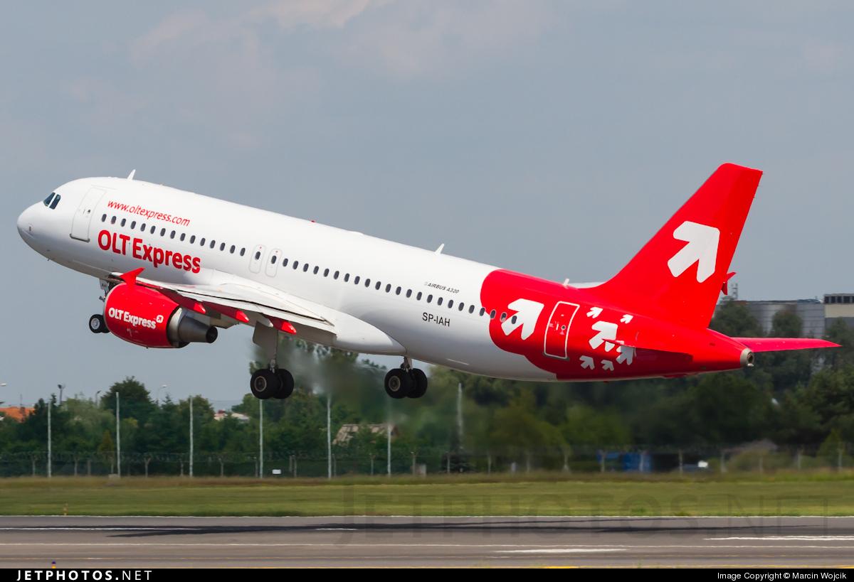 SP-IAH - Airbus A320-214 - OLT Express