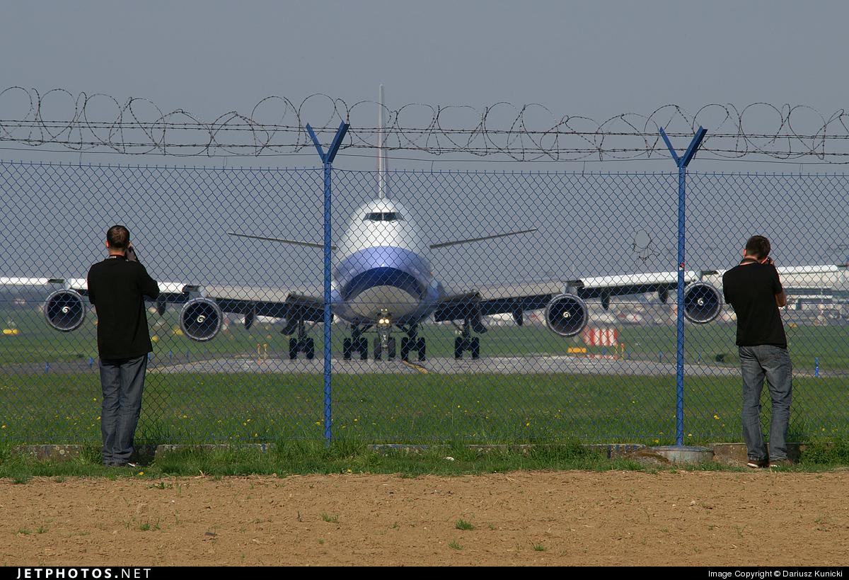 LKPR - Airport - Spotting Location