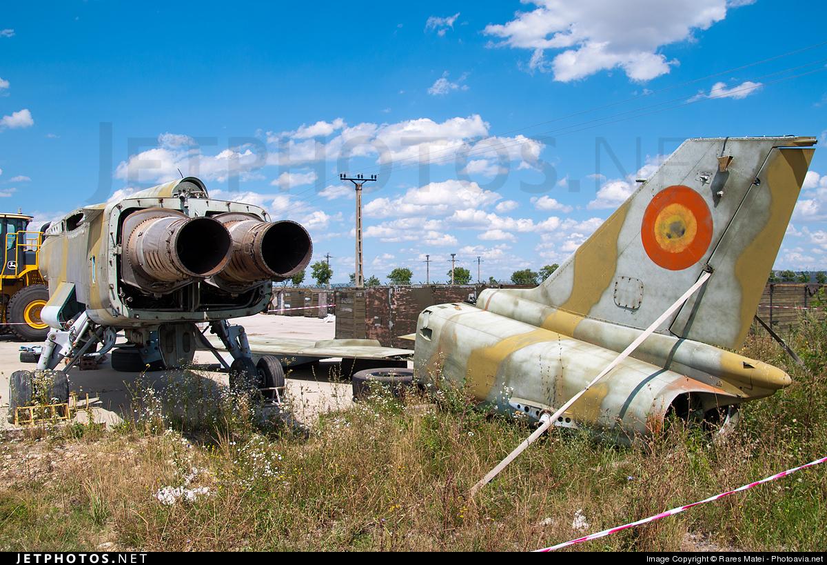206 - IAR-93A - Romania - Air Force