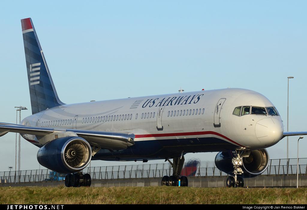 N939UW - Boeing 757-2B7 - US Airways