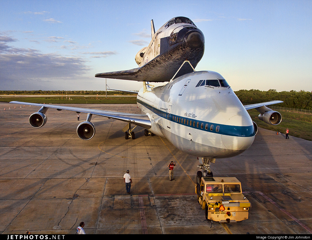 N905NA - Boeing 747-123(SCA) - United States - National Aeronautics and Space Administration (NASA)