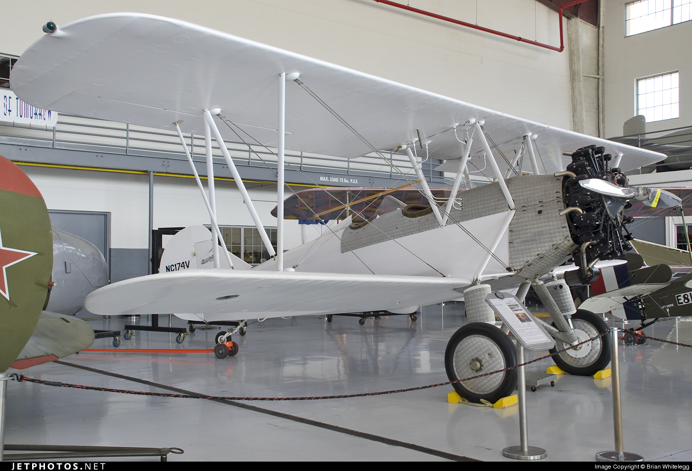 N174V - Curtiss-Wright Travel Air 4000 - Private