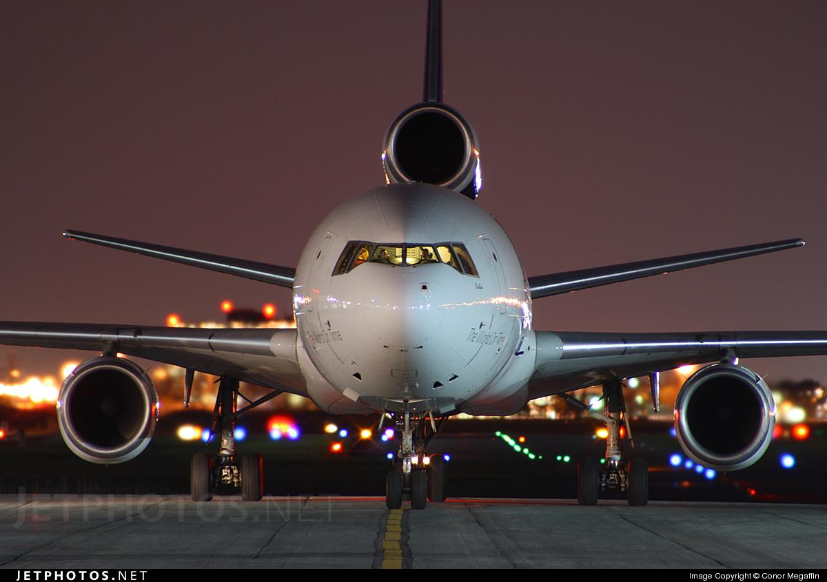 N314FE - McDonnell Douglas DC-10-30(F) - FedEx