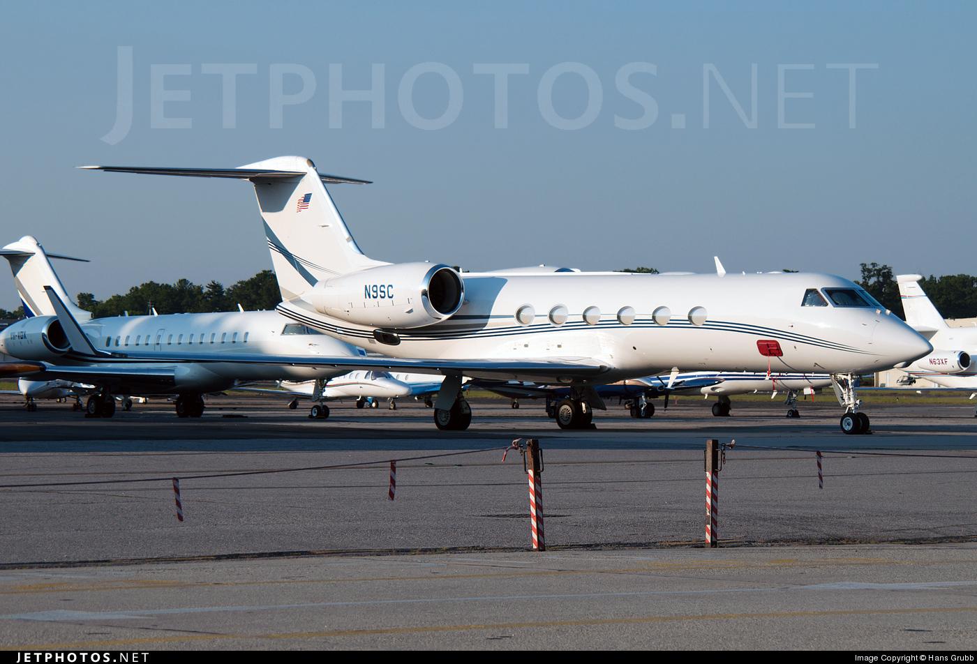 N9SC - Gulfstream G450 - Private