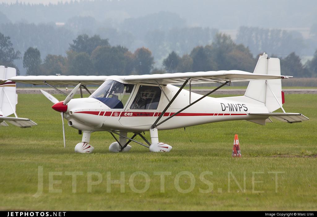 D-MVPS - Ikarus C-42 - Private
