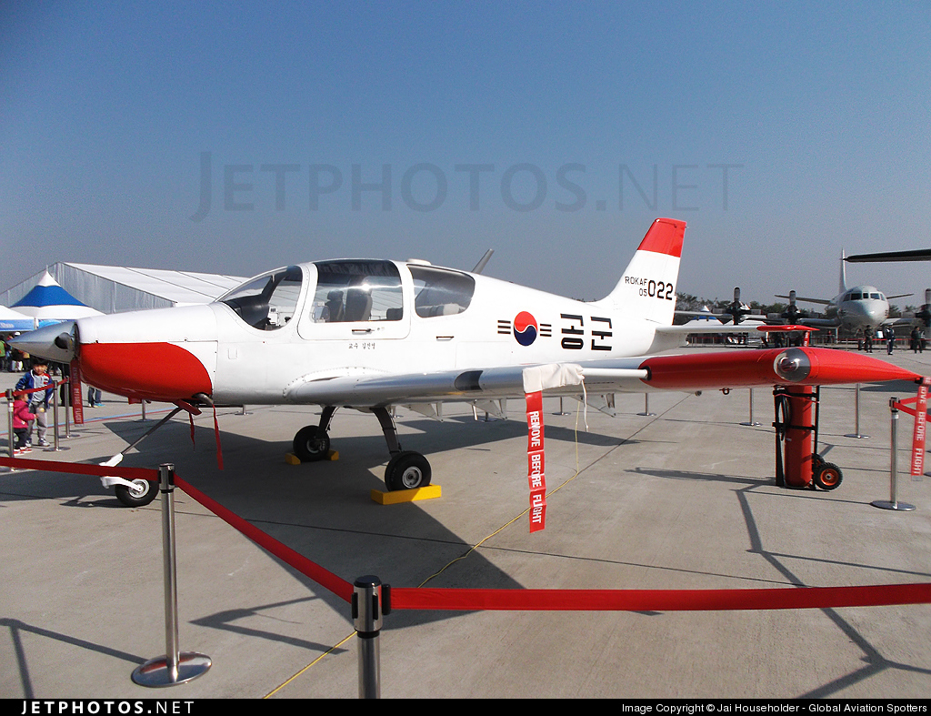 05-022 - Ilyushin IL-103 - South Korea - Air Force