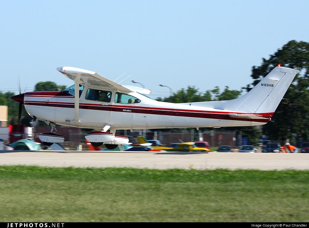 N93HB - Cessna T182T Turbo Skylane - Private