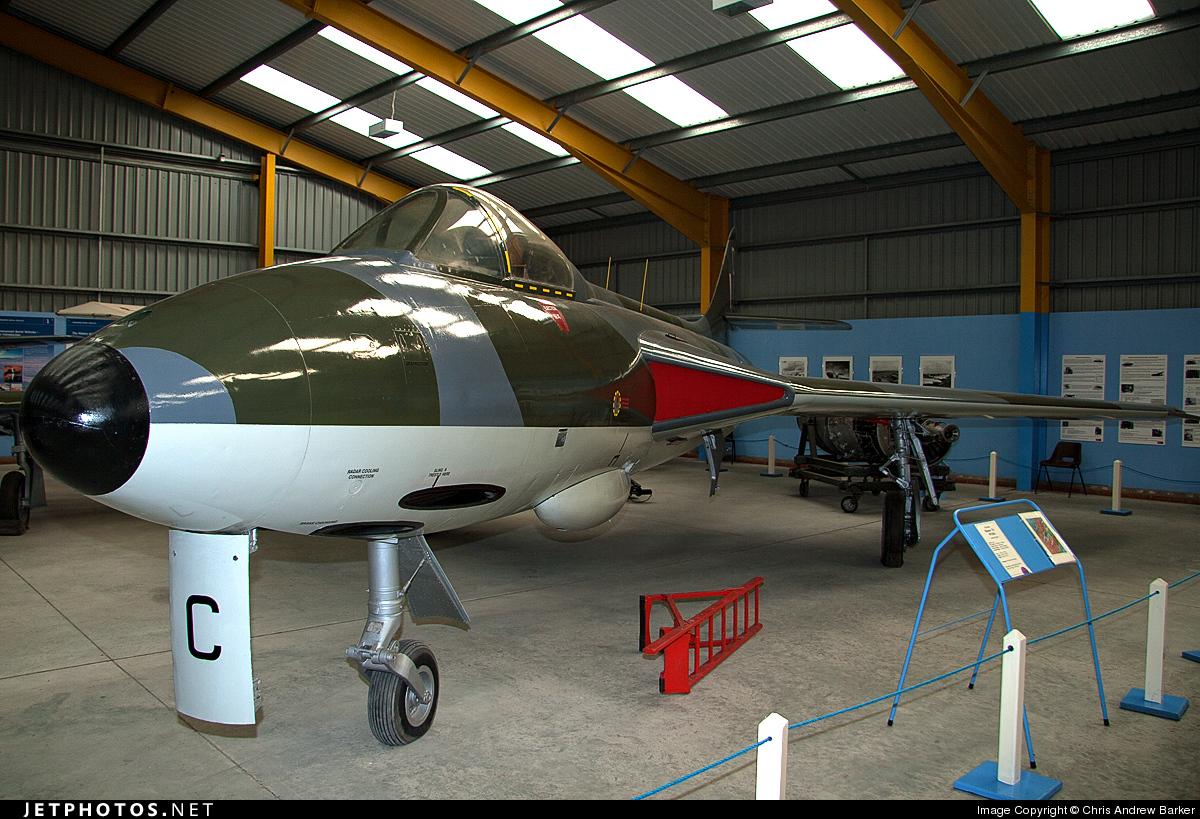 WT651 - Hawker Hunter F.1 - United Kingdom - Royal Air Force (RAF)