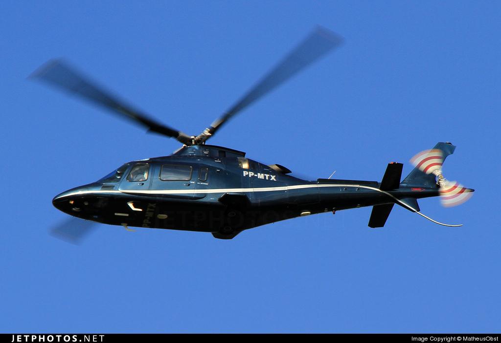 PP-MTX - Agusta A109E Power Elite - Private