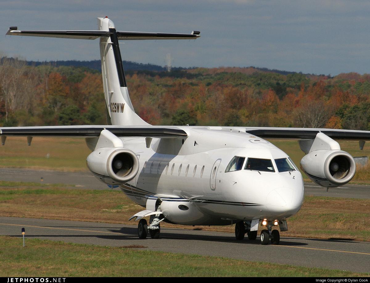 N328WW - Dornier Do-328-300 Jet - Private