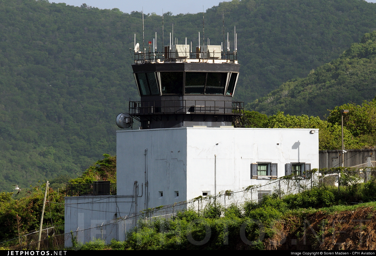 TIST - Airport - Control Tower