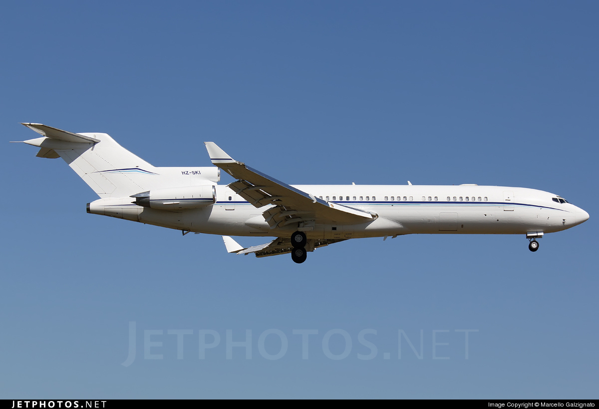HZ-SKI - Boeing 727-212(Adv) - Precision Air