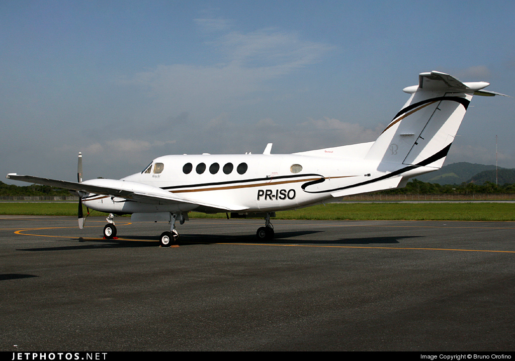 PR-ISO - Beechcraft B200 Super King Air - Private