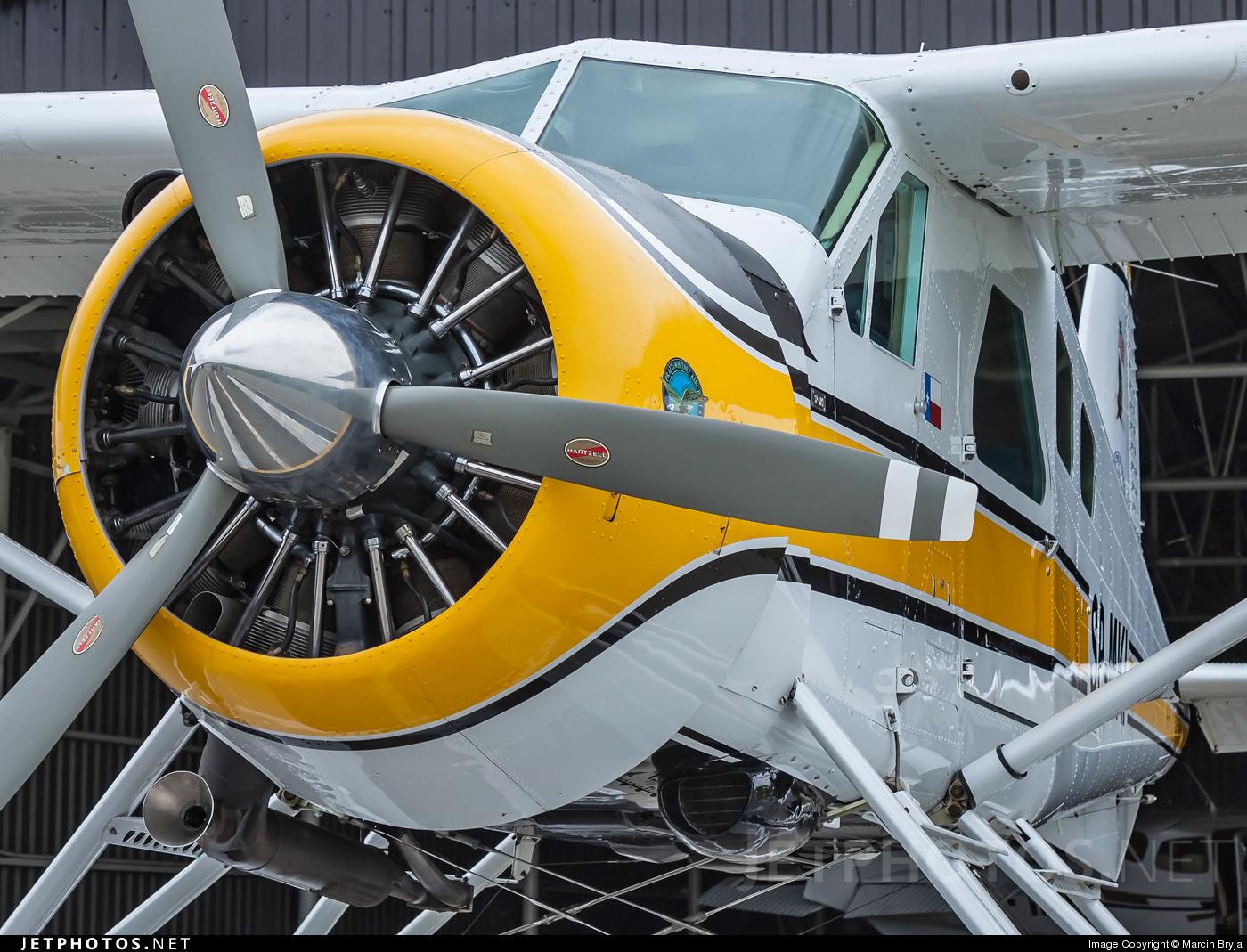 SP-MKI - De Havilland Canada DHC-2 Mk.I Beaver - Private