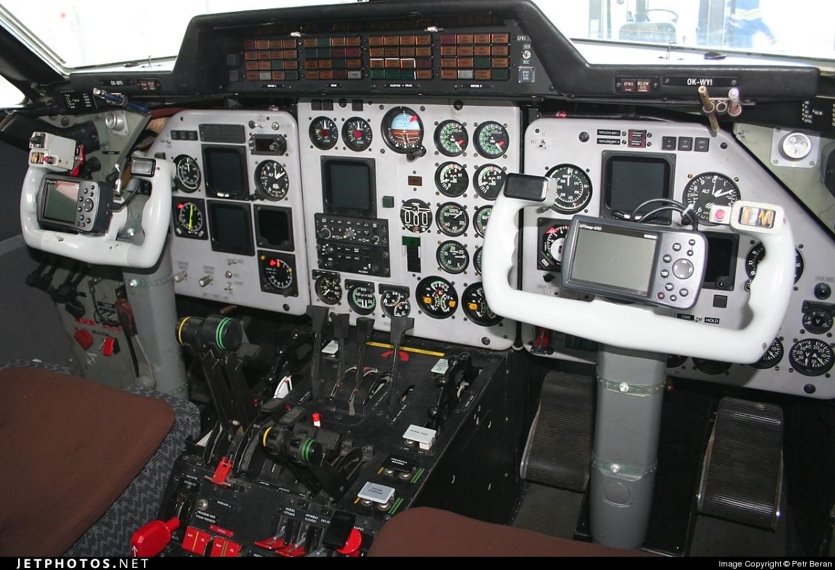 OK-WYI - Let L-410UVP Turbolet - Czech Republic - Civil Aviation Authority