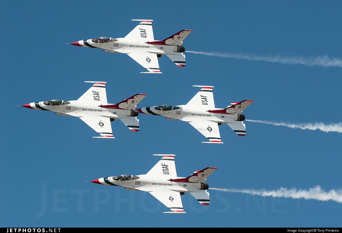 92-3898 - Lockheed Martin F-16CJ Fighting Falcon - United States - US Air Force (USAF)