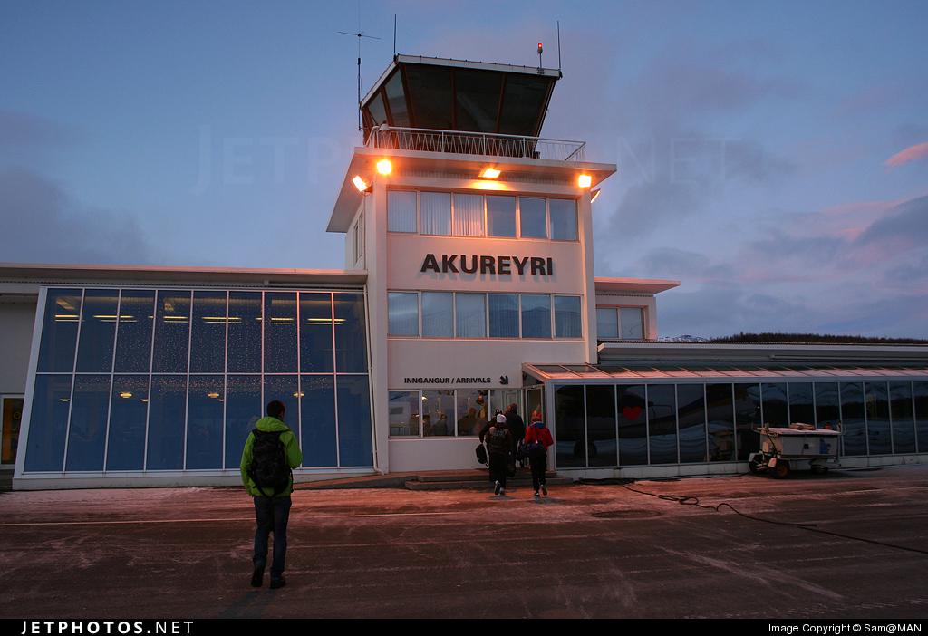 BIAR - Airport - Control Tower