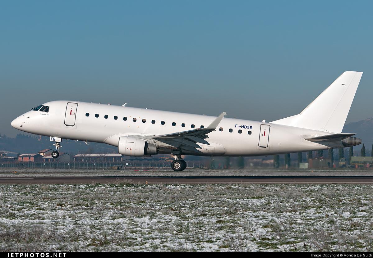 F-HBXB - Embraer 170-100LR - Air France (Régional Compagnie Aerienne)