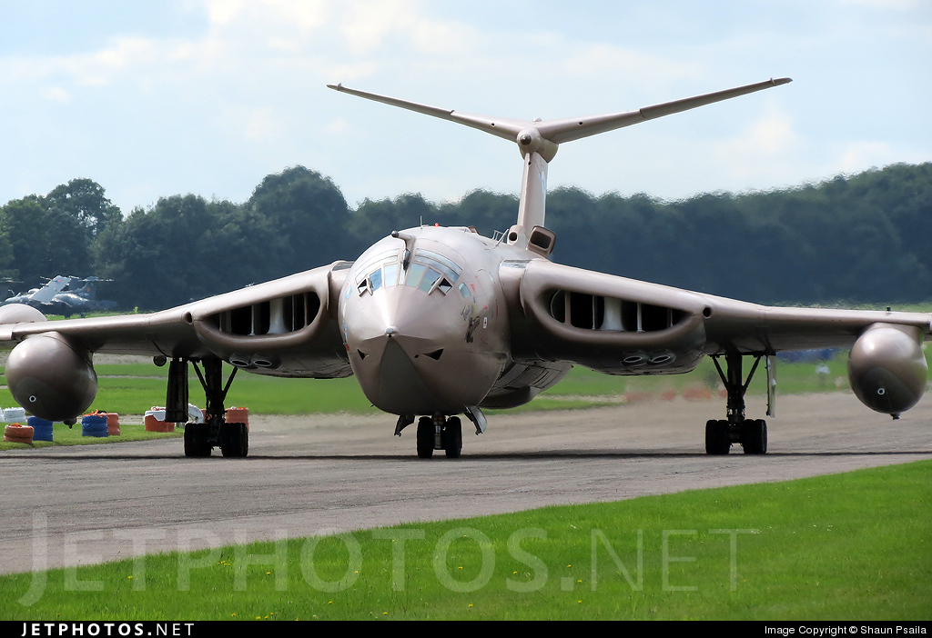 XM715 - Handley Page Victor K.2 - British Aviation Heritage Museum