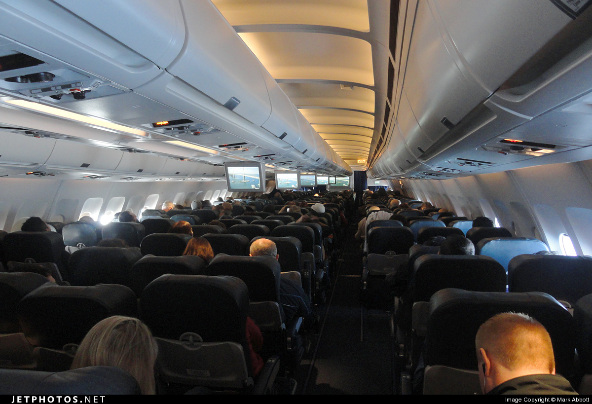 C Gfat Airbus A310 308 Air Transat Mark Abbott Jetphotos