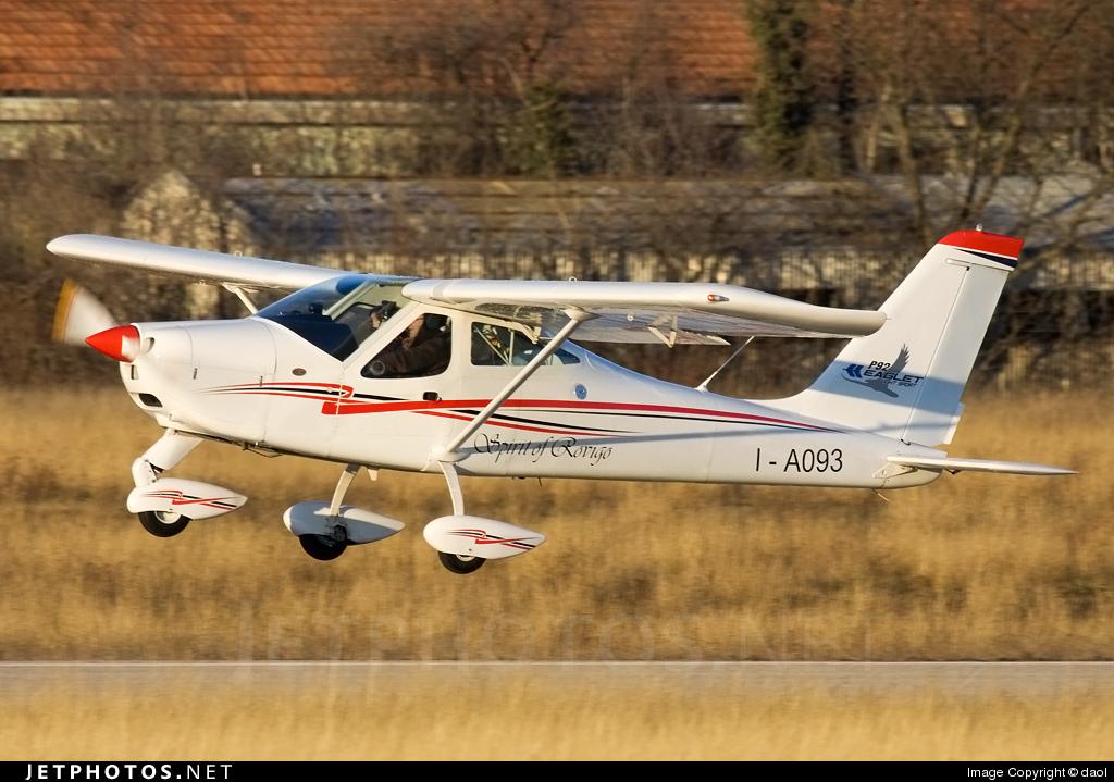 I-A093 - Tecnam P92 Eaglet Light Sport - Private