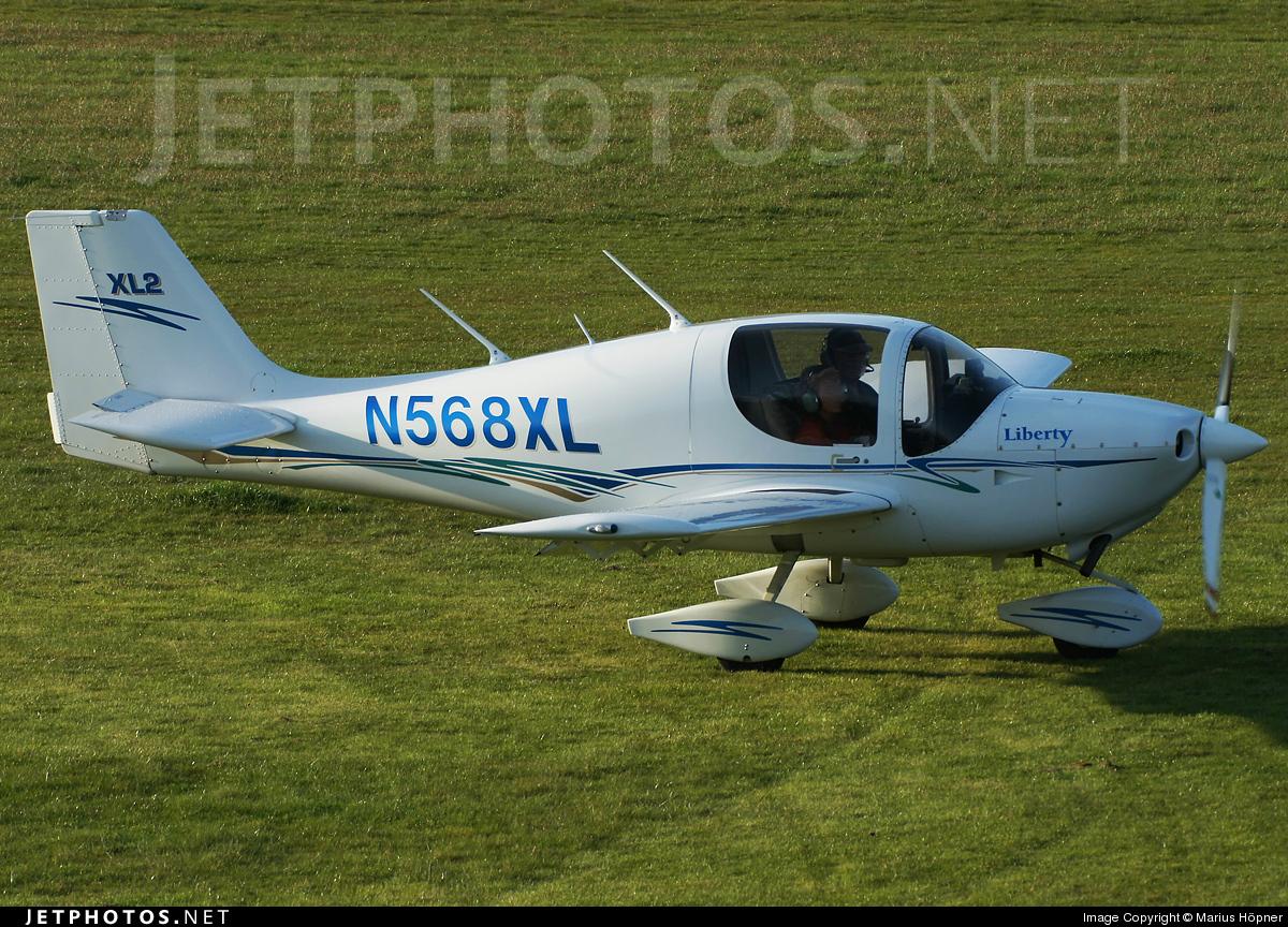 N568XL - Liberty XL2 - Private