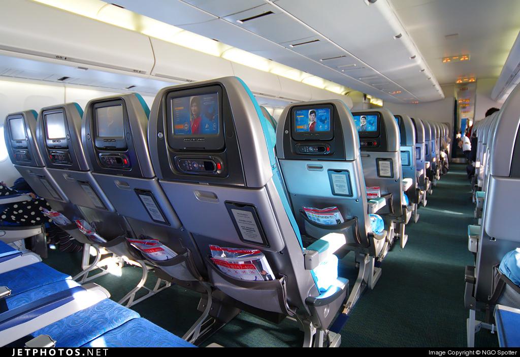 B-HUA - Boeing 747-467 - Cathay Pacific Airways