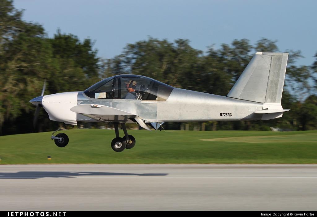 N726RC | Rans S-19 Venterra | Private | Kevin Porter | JetPhotos