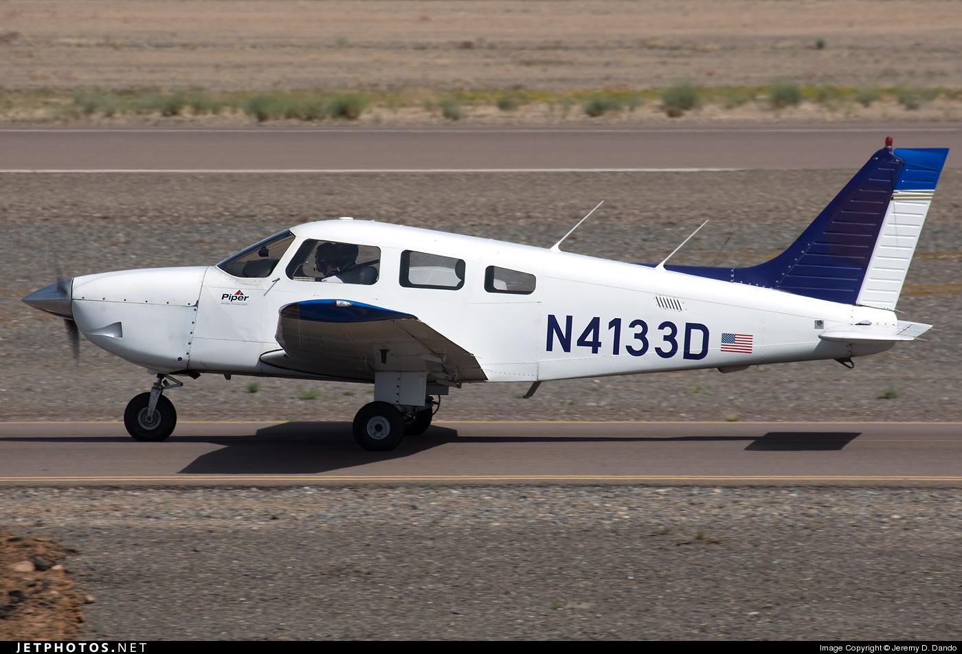 N4133D - Piper PA-28-181 Archer III - Private