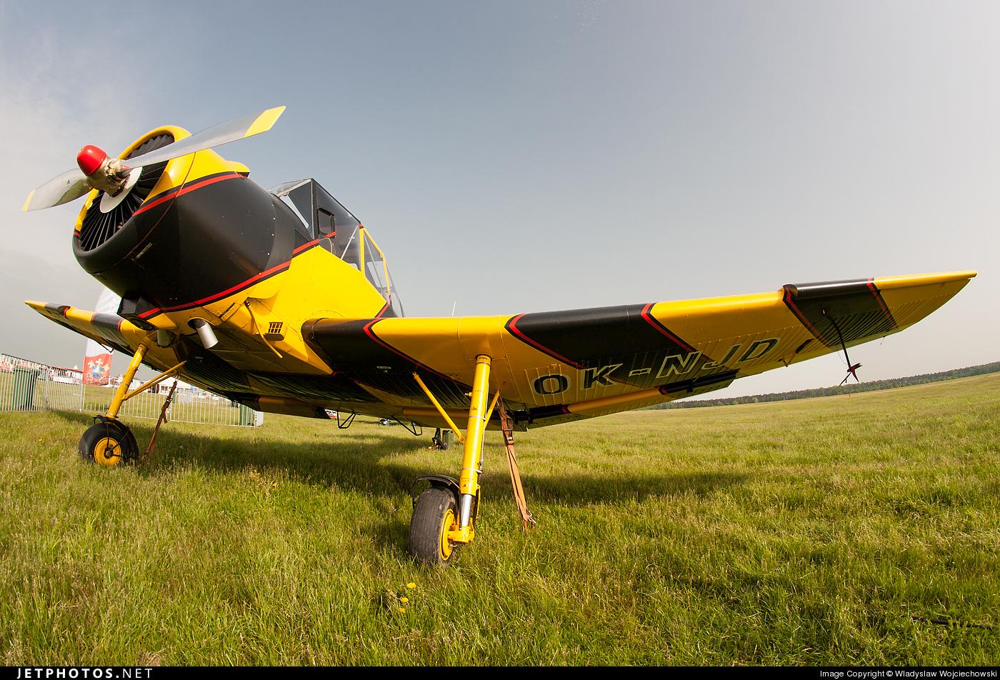 OK-NJD - Zlin Z-37A-2 Cmelák - Private