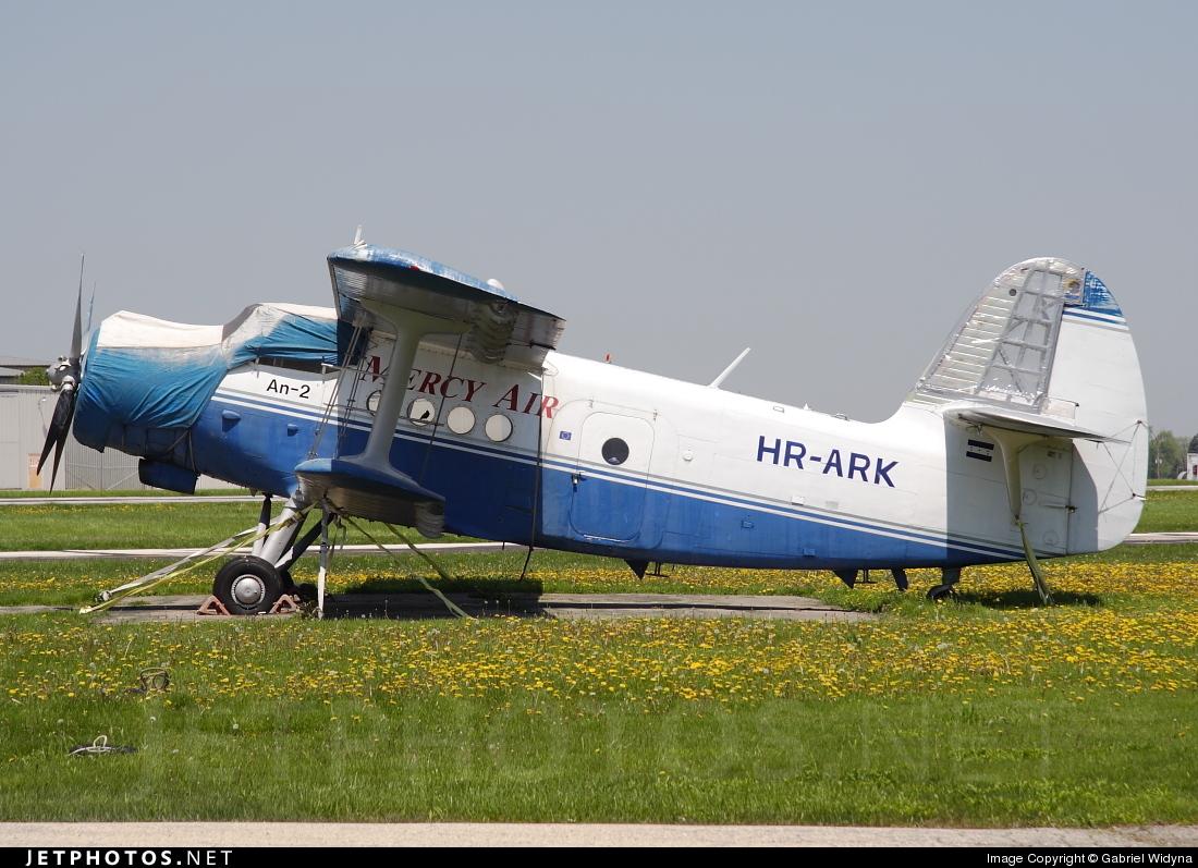 HR-ARK - PZL-Mielec An-2R - Mercy Air