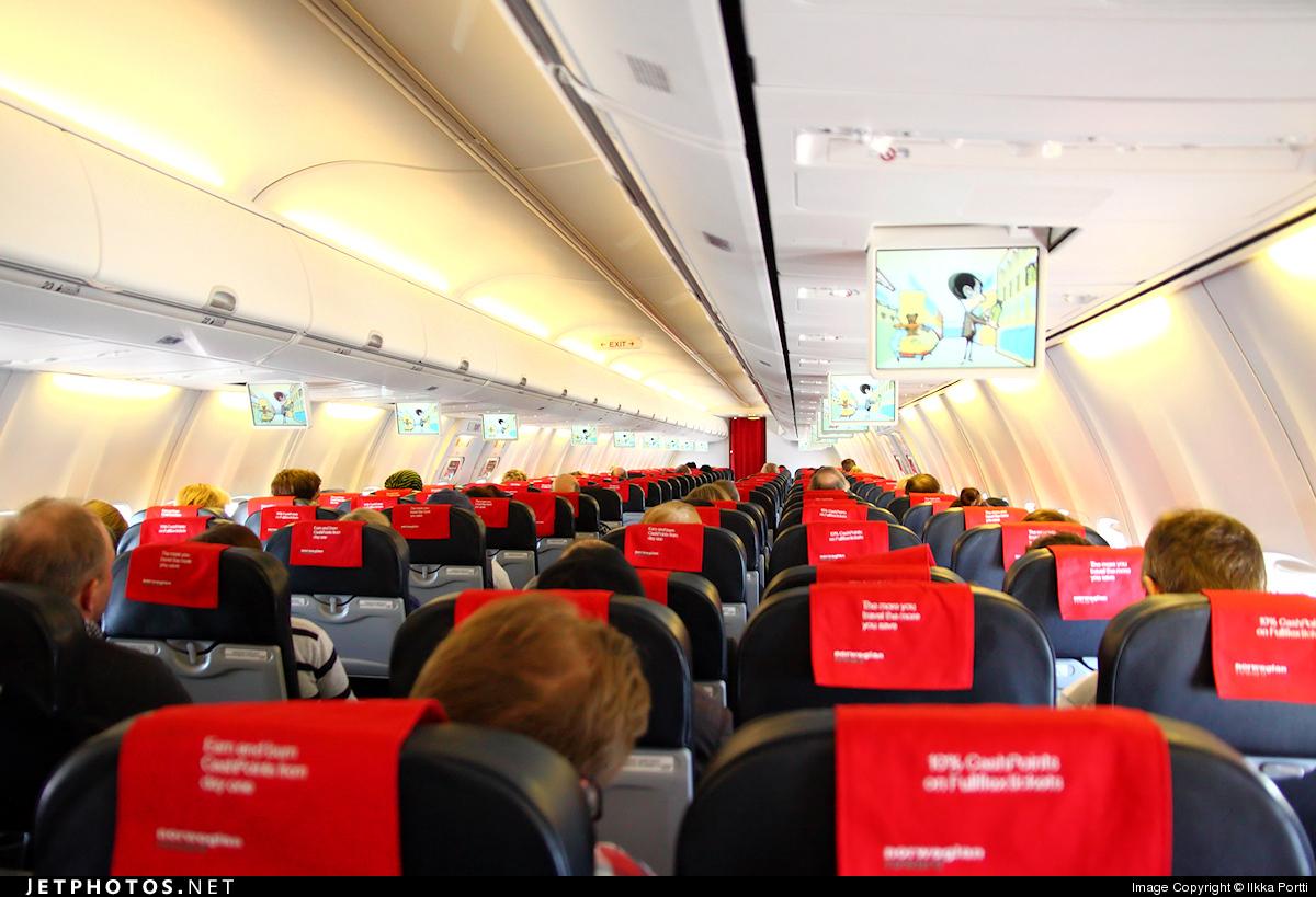 LN-NOE - Boeing 737-8Q8 - Norwegian