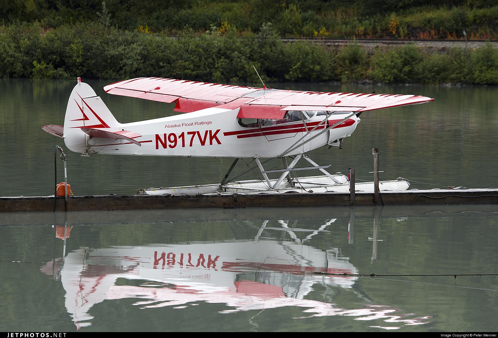 N917VK - Piper PA-18-150 Super Cub - Private