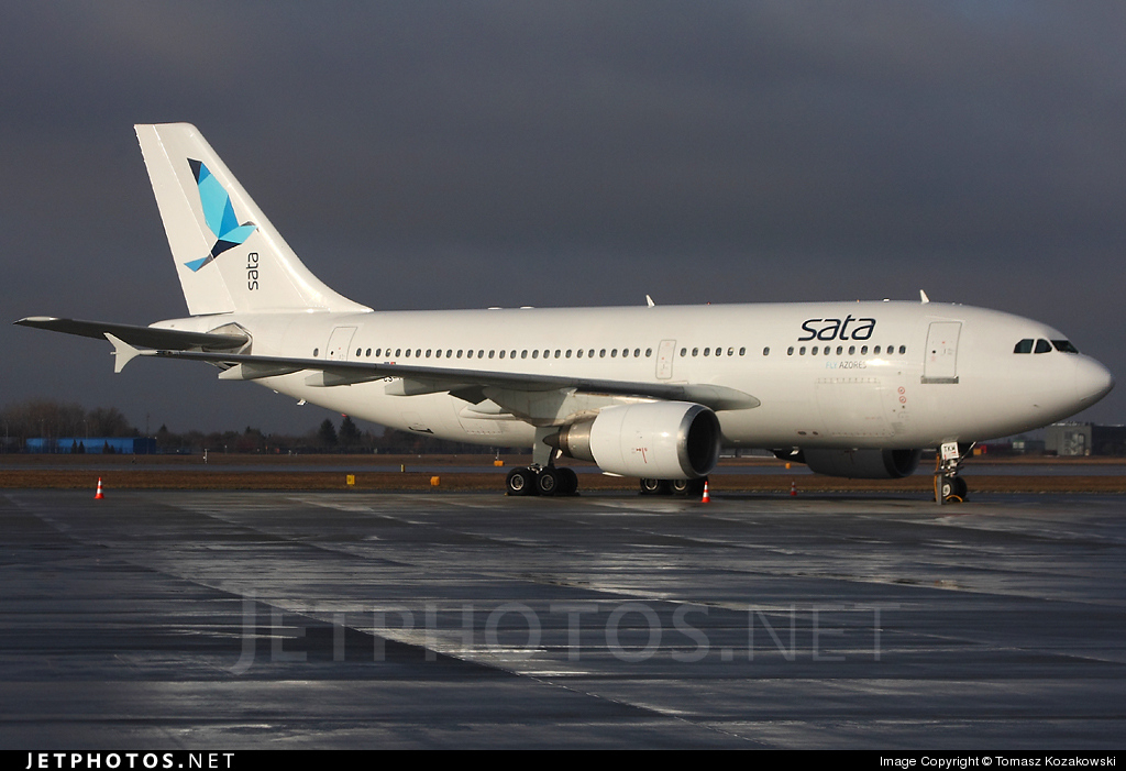 CS-TKM - Airbus A310-304 - SATA International