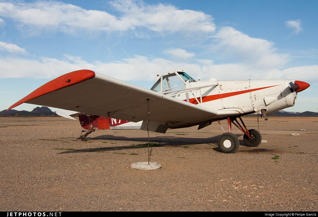 N7435Z - Piper PA-25-235 Pawnee B - Private