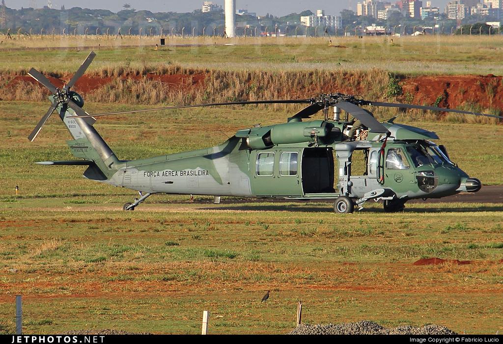 FAB8909 - Sikorsky UH-60L Blackhawk - Brazil - Air Force