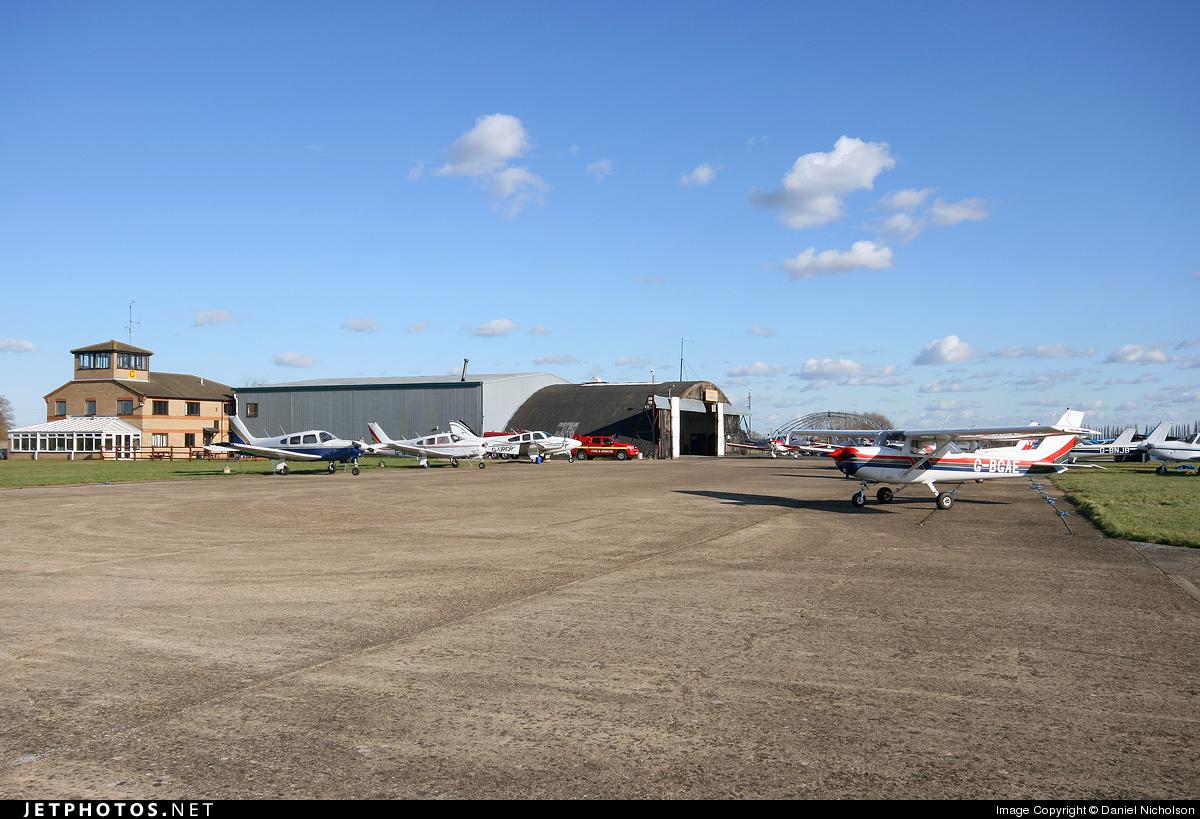 EGSF - Airport - Ramp