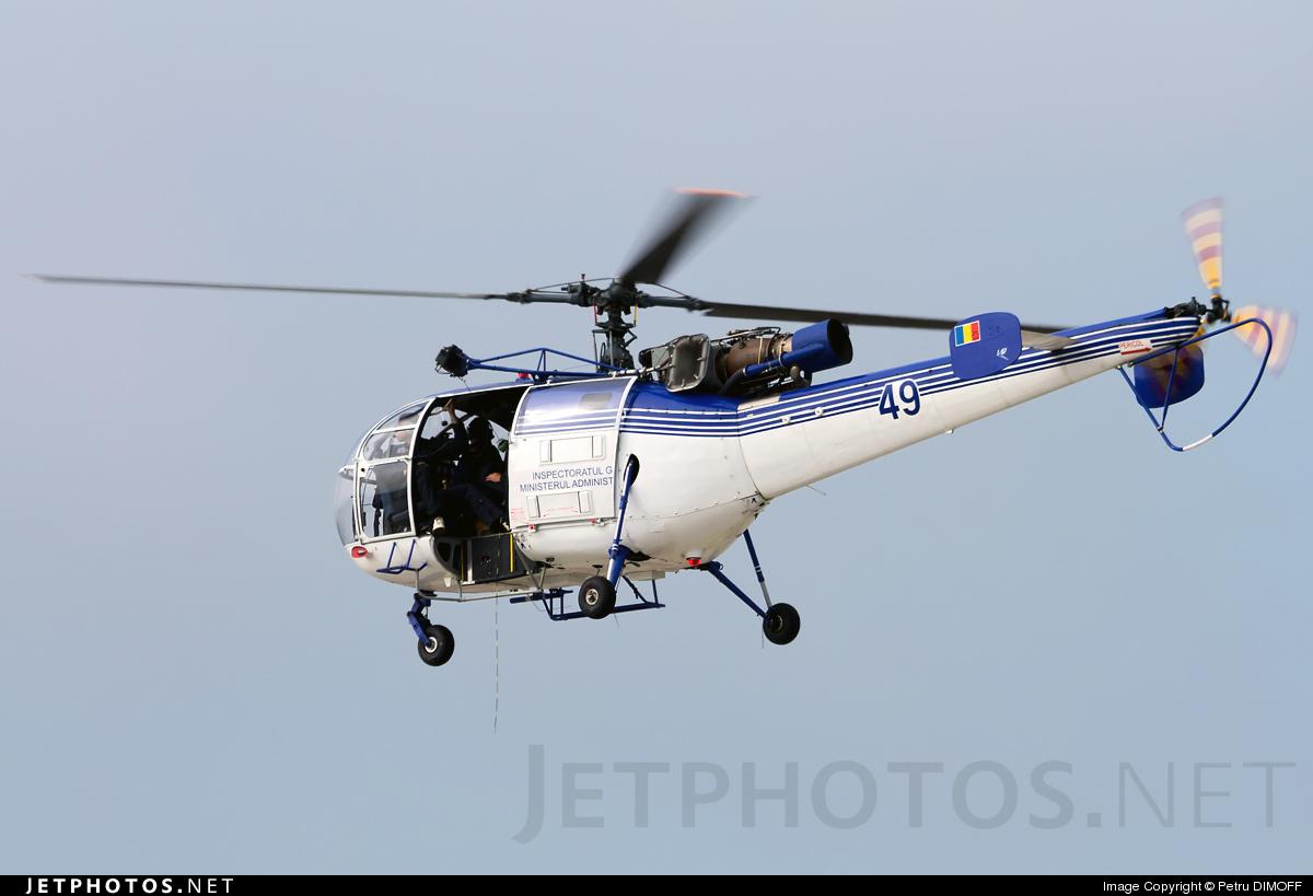 49 - IAR-316B - Romania - IGAv
