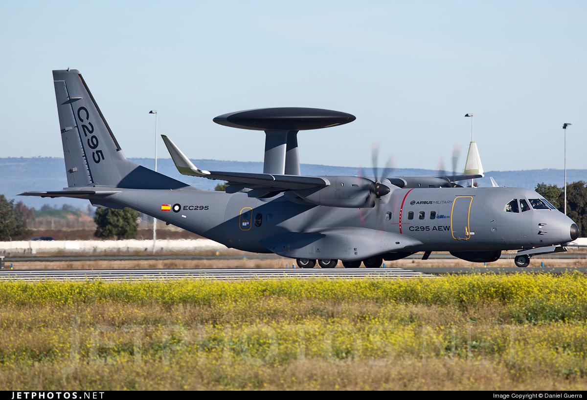 EC-295 - CASA C-295AEW - CASA