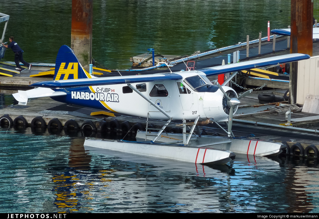 C-FJBP - De Havilland Canada DHC-2 Mk.I Beaver - Harbour Air