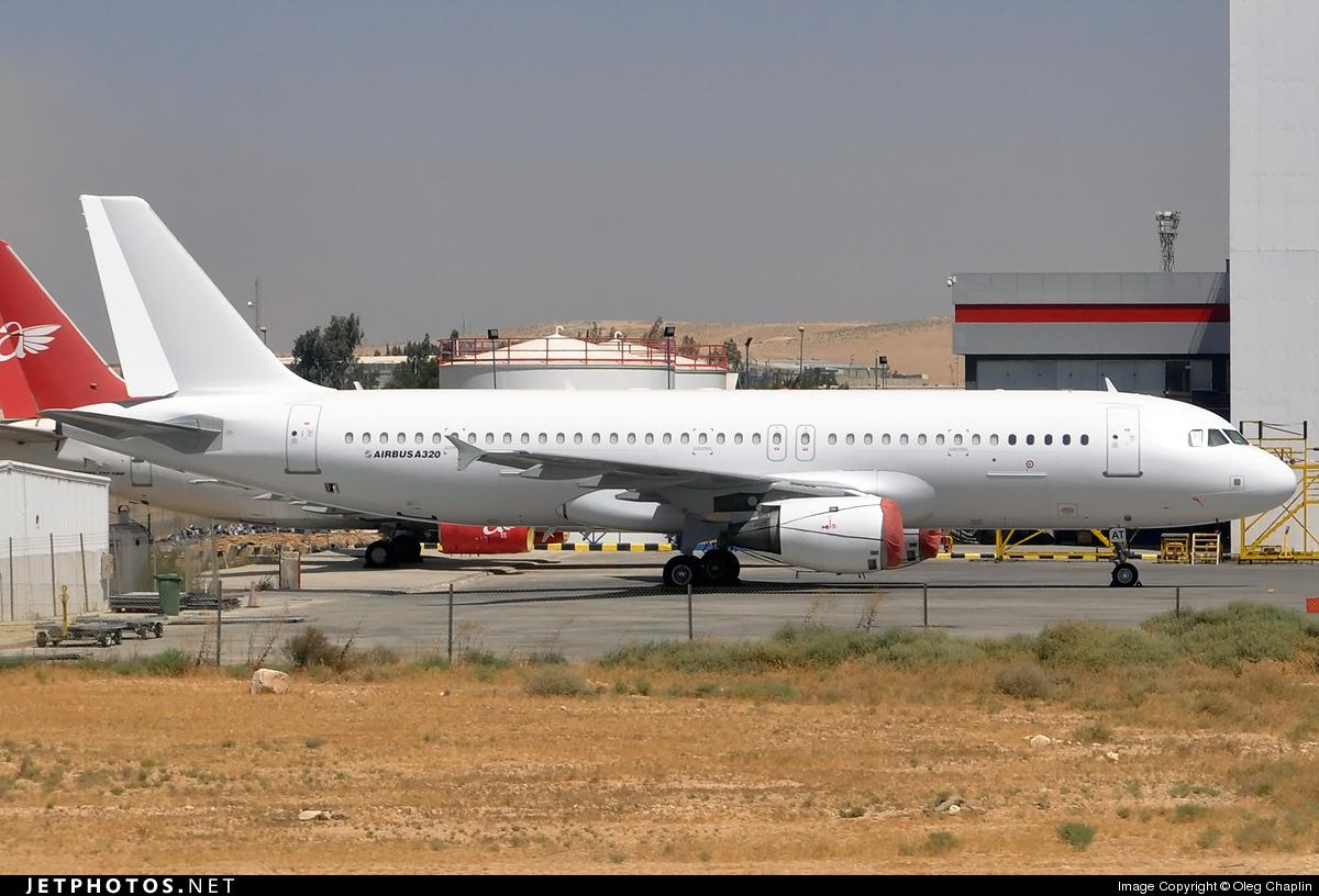 JY-JAT - Airbus A320-211 - Jordan Aviation