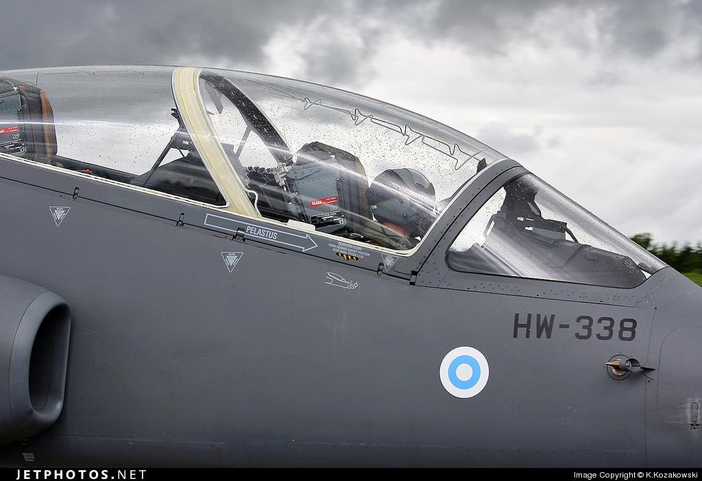 HW-338 - British Aerospace Hawk Mk.51 - Finland - Air Force